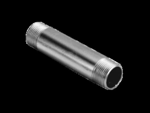 Passstück G5/4B 150mm PN16 Edelstahl