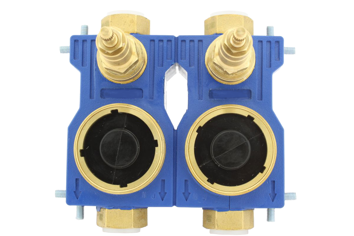 Minoblock micro Wasserzählerblock