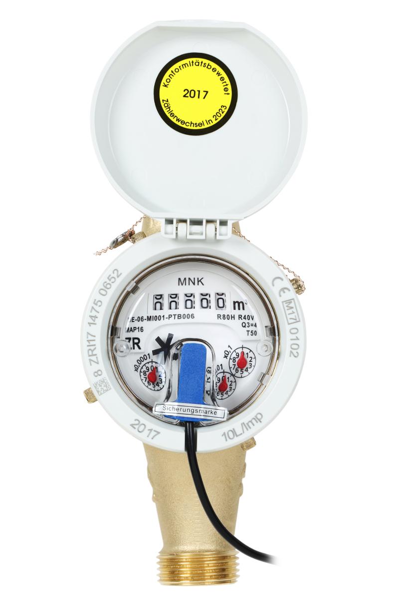 Hauswasserzähler MNK-N Mehrstrahl-Nassläufer