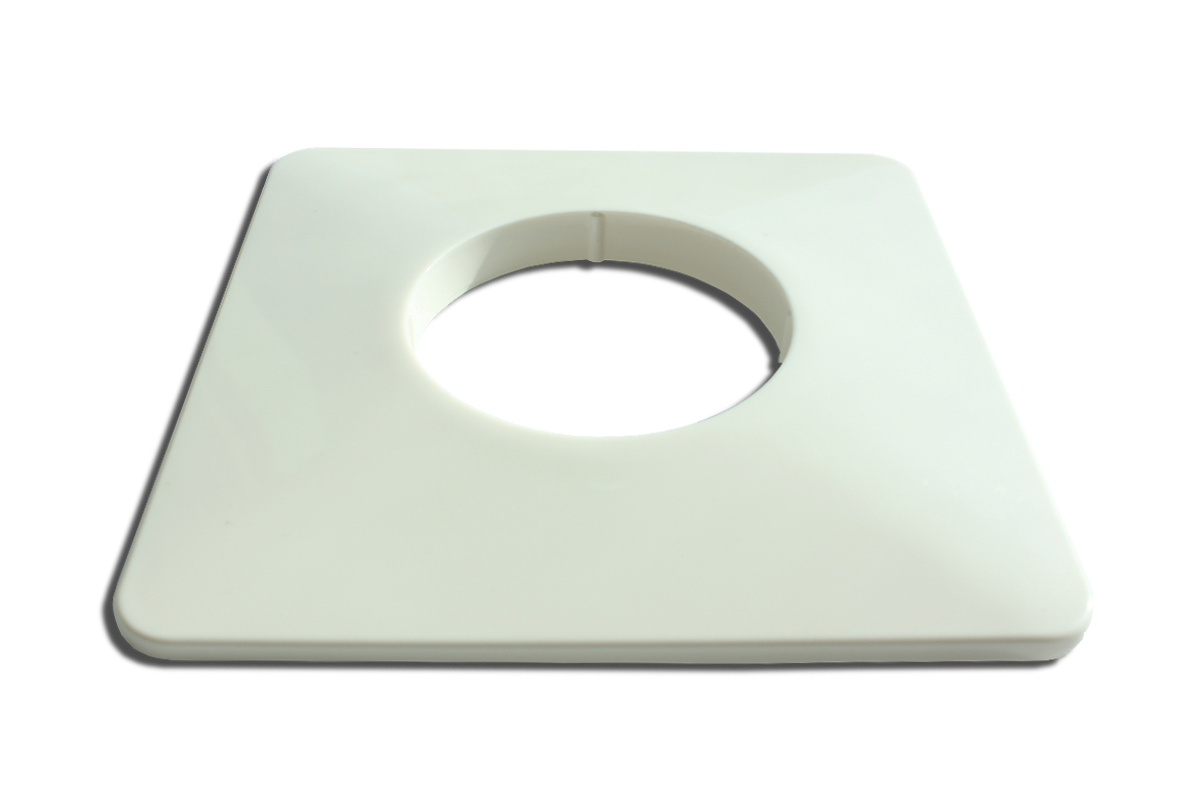 Brunata Minol Rosette für Unterputz-Einbaukasten