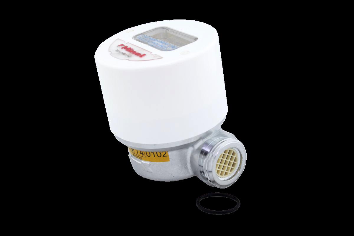Minomess® Austauschzähler mit Anschluss Allmess