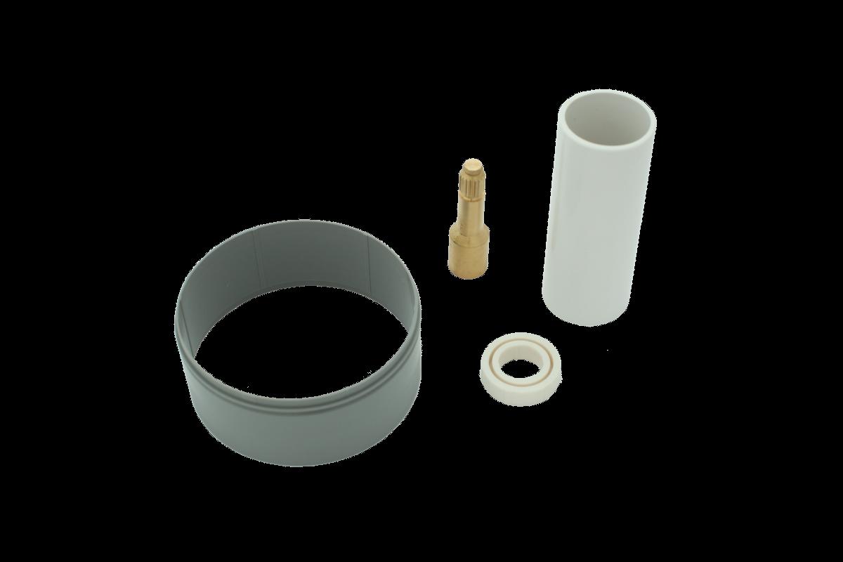 Verlängerung 30mm für Aufputzset weiß UPT micro V, Minoblock micro