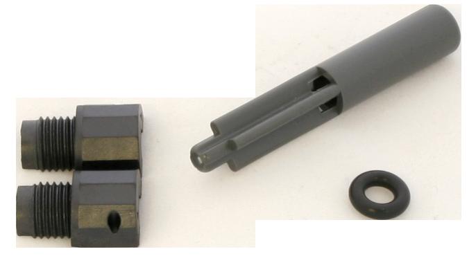 Halbschalen-Set M10x1 für Befestigung Temperaturfühler 5x45mm