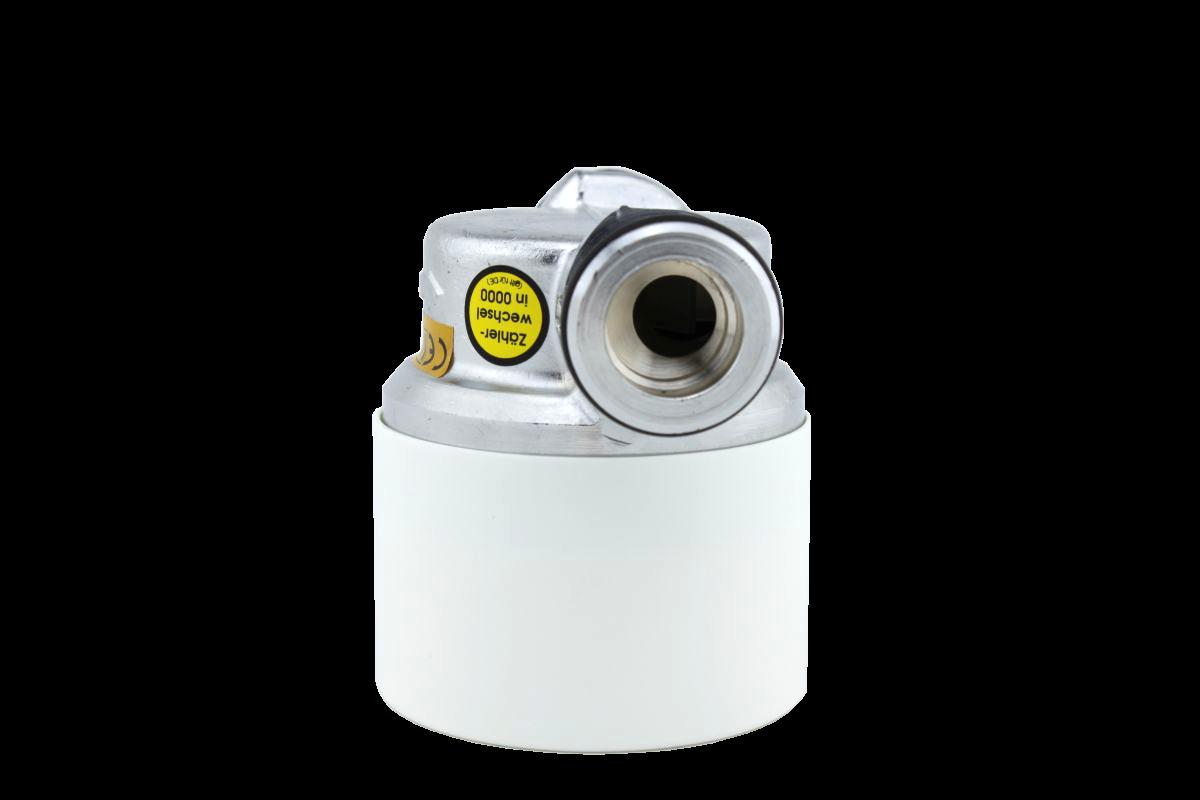 Minomess AS Austauschzähler kalt mit Moduloption 3 30°C, Q3=2,5, mit Anschluss AS 85mm