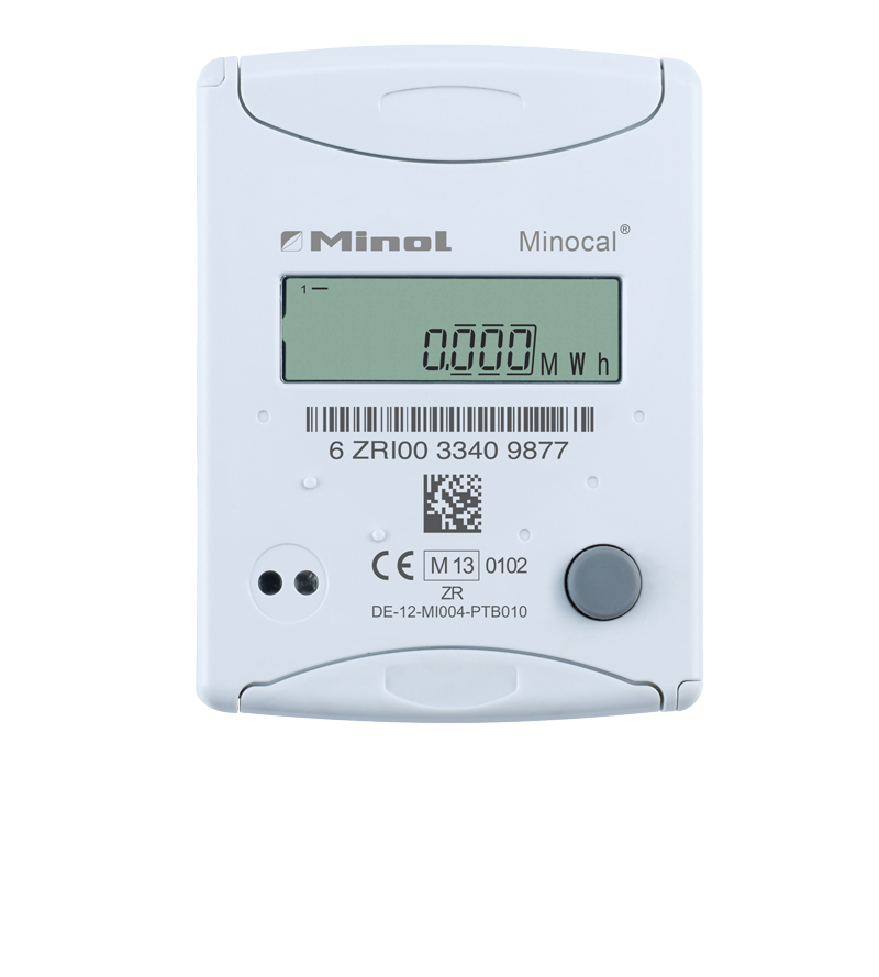 Kompaktwärmezähler Minocal Combi C5-CMF Messkapsel