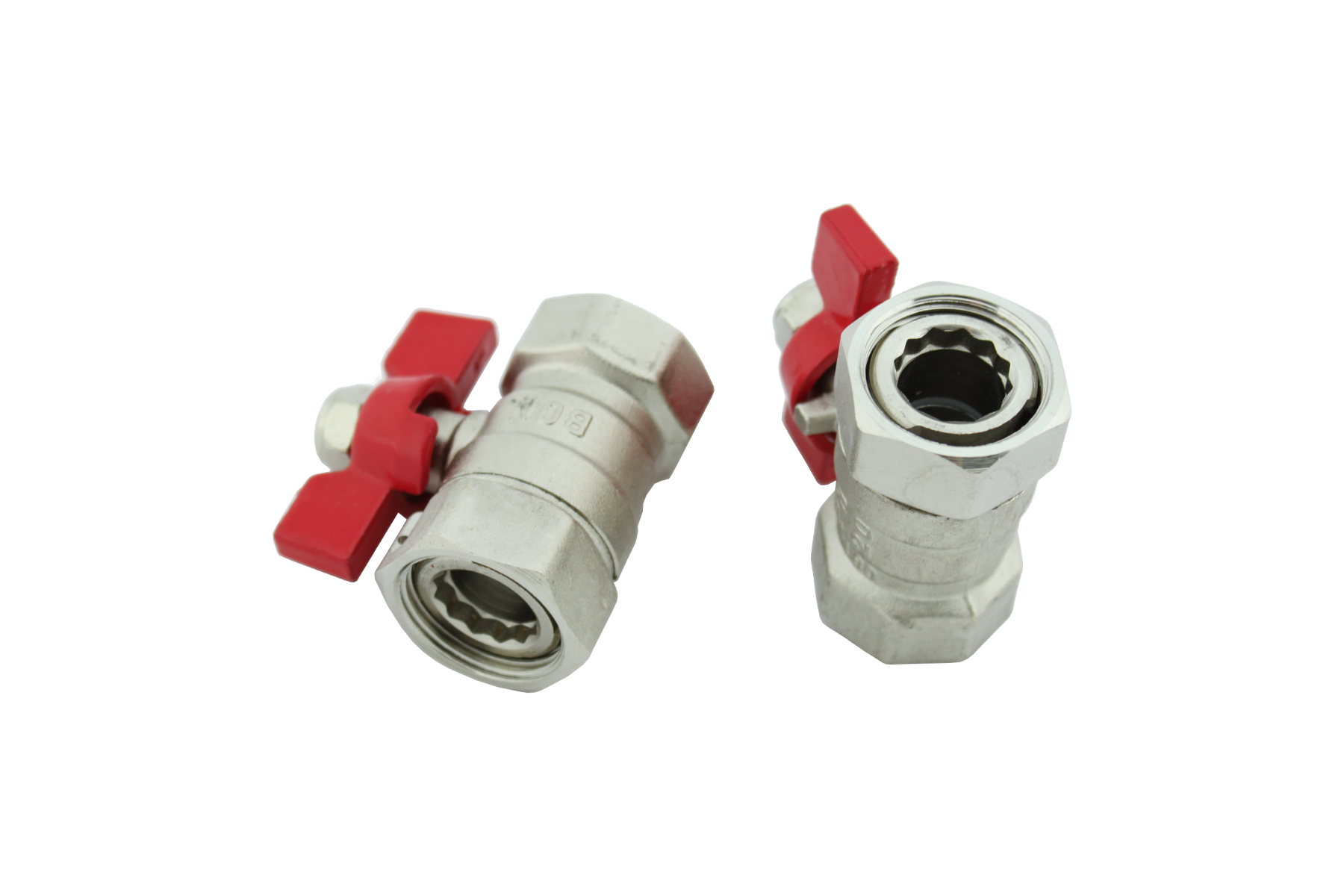 Einbauset mit Einrohranschlussstück für Messkapsel Minocal® C5-M60