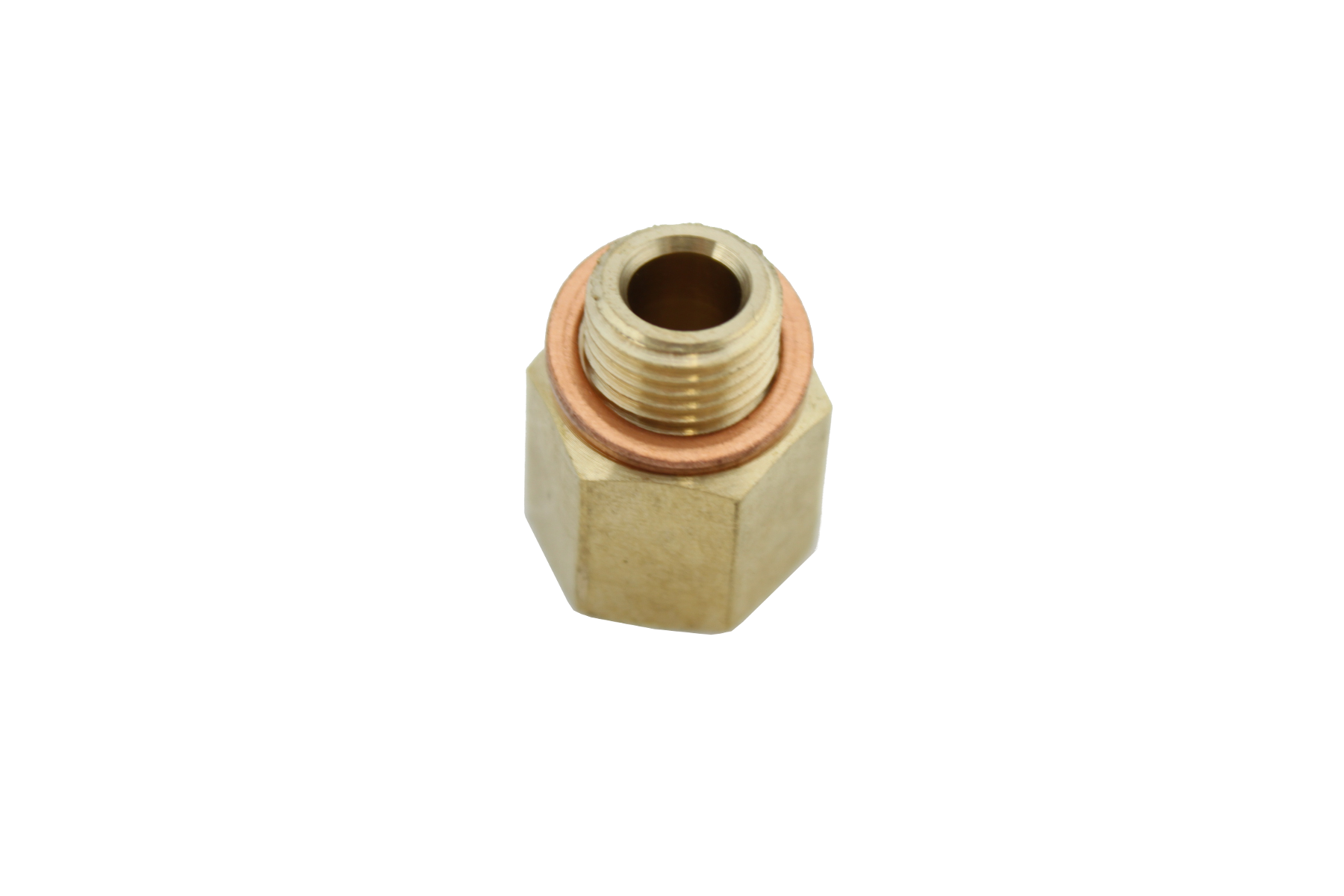 Kugelhahn Adapter f.Fühler Ultraheat38mm