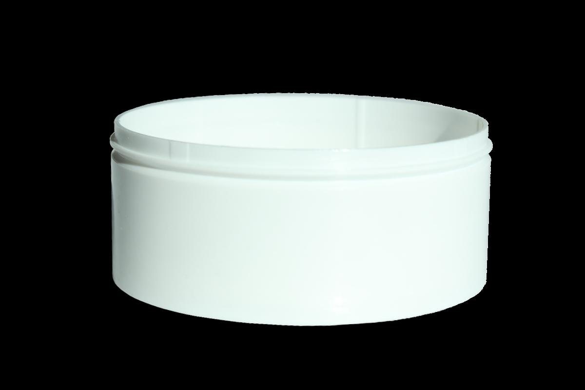 Verlängerungshülse für UPZ-Rosette weiß Durchmesser 64mm, Länge 28mm