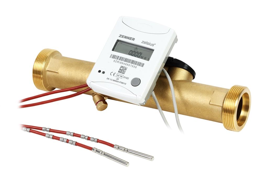 zelsius® C5-IUF Ultraschall-Wärmezähler TF