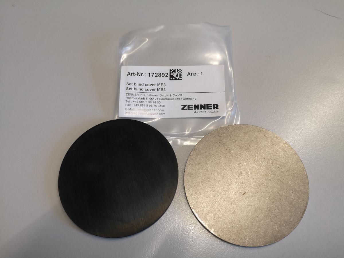 Verschluss-Set für Minomess® MB 3