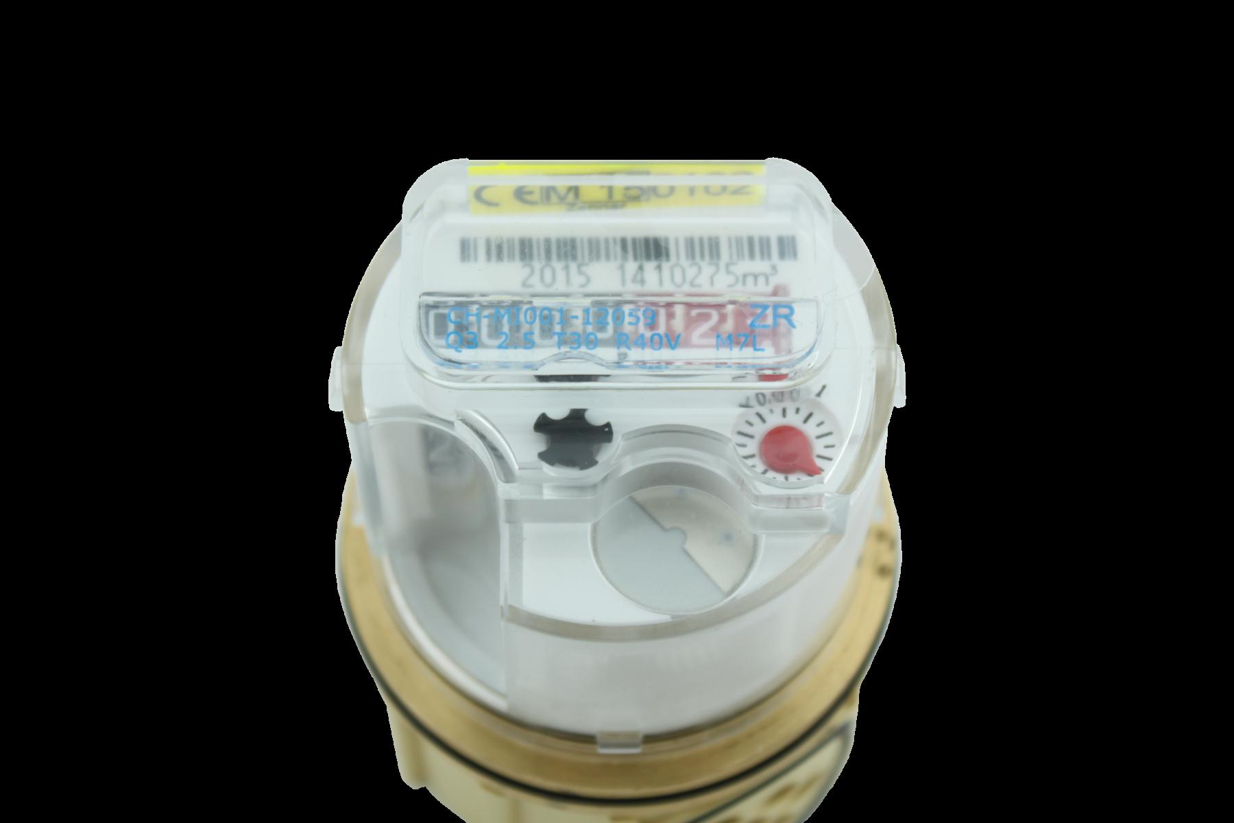 Minomess micro Unterputzzähler