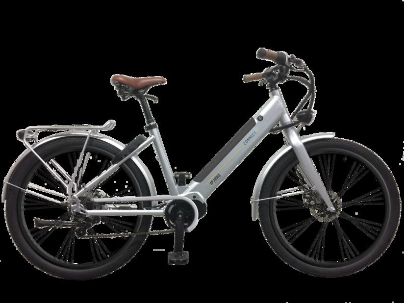 E-Bike EGO Movement 25 Seitenansicht