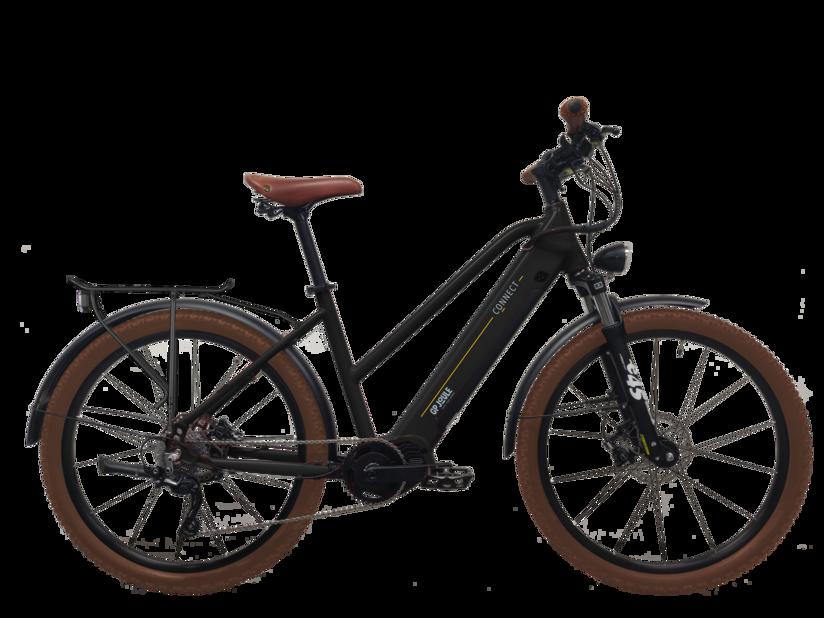 E-Bike EGO Movement Explorer 25 Seitenansicht